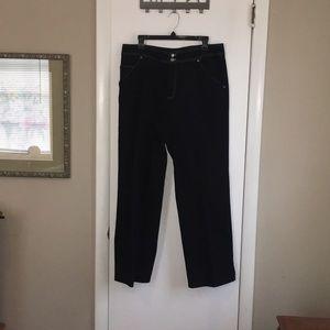 Chico's jeans 2.5